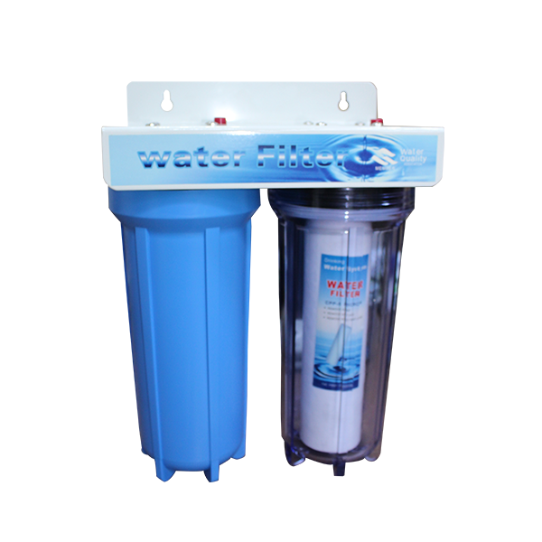 Water Filter 2 stages 10*2.5