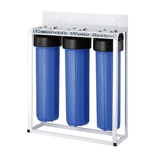 Water Filter 3 stages 20*4.5