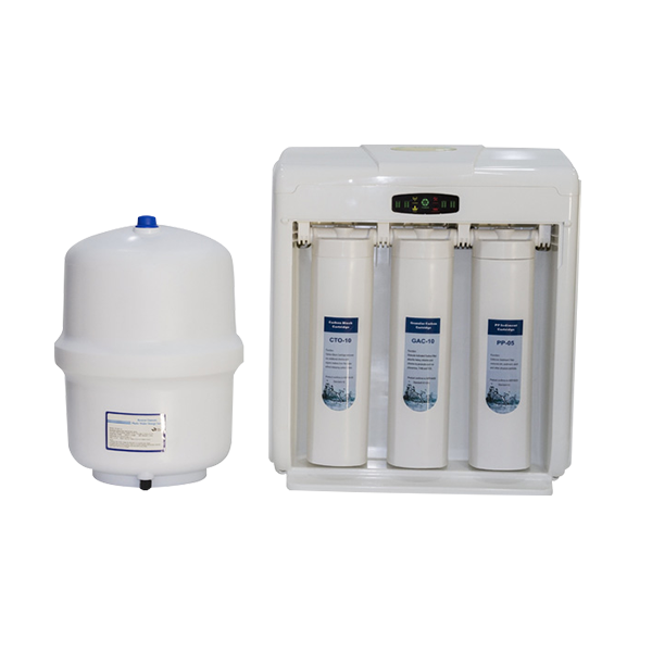 Water Filter 7 stages compact